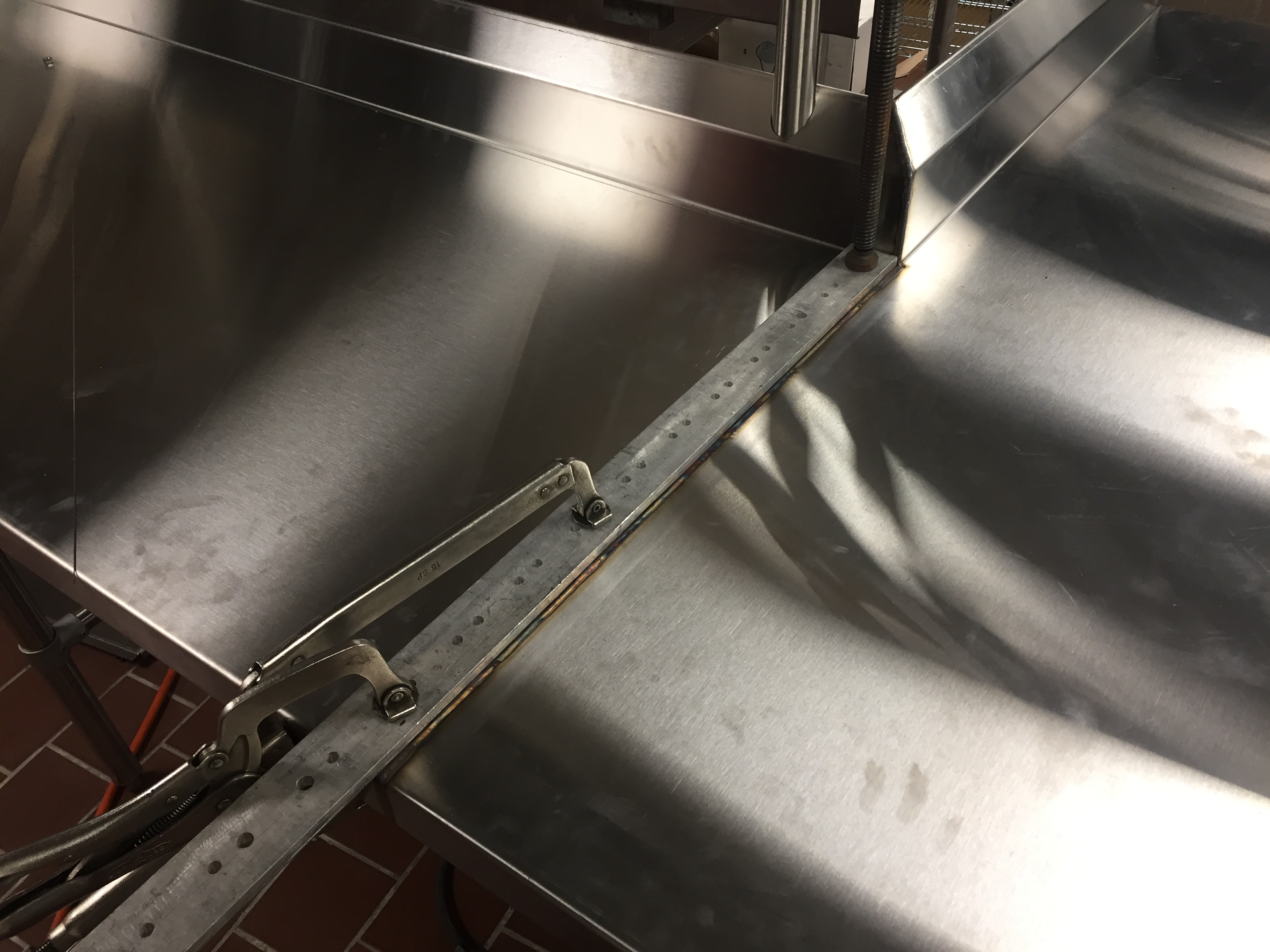 JCK Welding LLC Services Kitchen Equipment Installation Repair Welding-Delivery All LLC Cut